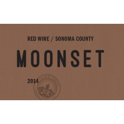 JCK Wine Co. 2014 Moonset Red Blend - Red Wine