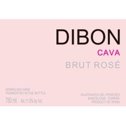 Dibon Cava Reserve Brut Rose - Champagne & Sparkling