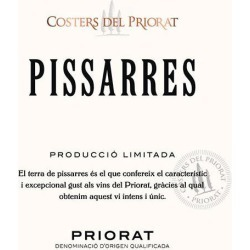 Costers del Priorat 2017 Pissarres - Red Wine found on Bargain Bro India from Wine.com for $32.99