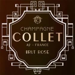 Collet Brut Rose - Champagne & Sparkling