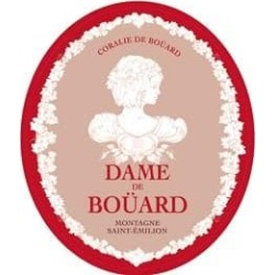 Chateau Clos de Bouard 2018 La Dame de Bouard (Futures Pre-Sale) - Bordeaux Blends Red Wine found on Bargain Bro India from Wine.com for $14.97