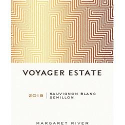 Voyager Estate 2018 Sauvignon Blanc-Semillon - Bordeaux Blends White Wine found on Bargain Bro India from Wine.com for $19.99