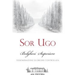 Aia Vecchia 2017 Sor Ugo - Bordeaux Blends Red Wine found on Bargain Bro Philippines from Wine.com for $39.99