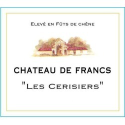 Chateau de Francs 2016 Les Cerisiers - Bordeaux Blends Red Wine found on Bargain Bro Philippines from Wine.com for $19.99