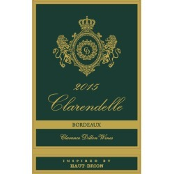 Clarendelle Inspired by Haut-Brion 2015 - Bordeaux Blends Red Wine found on Bargain Bro Philippines from Wine.com for $18.99