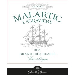 Chateau Malartic-Lagraviere 2017 Blanc (Futures Pre-Sale) - Bordeaux Blends White Wine found on Bargain Bro India from Wine.com for $64.97