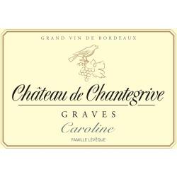 Chateau de Chantegrive 2016 Caroline Blanc - Bordeaux Blends White Wine found on Bargain Bro India from Wine.com for $24.99