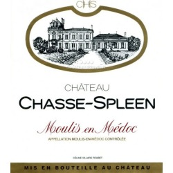 Chateau Chasse Spleen 2015 - Bordeaux Blends Red Wine found on Bargain Bro Philippines from Wine.com for $39.99