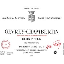 Domaine Marc Roy 2018 Gevrey-Chambertin Clos Prieur - Pinot Noir Red Wine found on Bargain Bro Philippines from Wine.com for $89.99