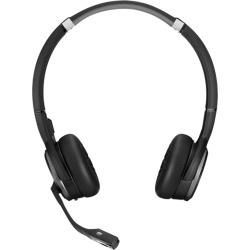 Sennheiser Impact SDW 5064 DECT Wireless Office Binaural headset w base station with BTD 800 dongle