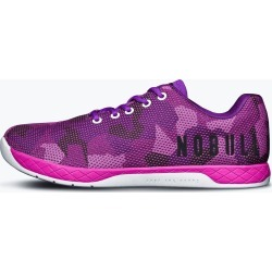 NOBULL Purple Camo Trainer found on Bargain Bro UK from WIT Fitness