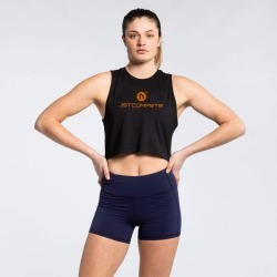 WIT + JST Compete Training Project Series Crop Tank found on Bargain Bro UK from WIT Fitness
