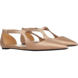 Pointed Toe Flat-Sand-36 found on Bargain Bro UK from ZIMMERMANN (UK)