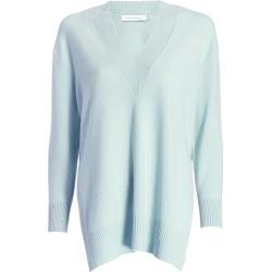 V-Neck Sweater-Seafoam-0 found on Bargain Bro UK from ZIMMERMANN (UK)
