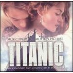 titanic music from the motion picture found on Bargain Bro Philippines from Alibris for $1.73