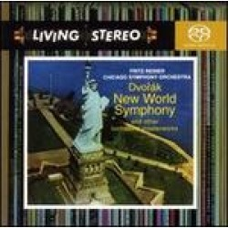 dvoraks new world symphony and other orchestral masterworks found on Bargain Bro India from Alibris for $7.27