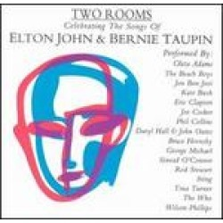two rooms celebrating the songs of elton john and found on Bargain Bro from Alibris for USD $1.50