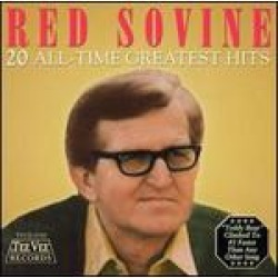 red sovine 20 all time greatest hits found on Bargain Bro India from Alibris for $5.12