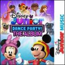 disney junior music dance party found on Bargain Bro Philippines from Alibris for $8.79