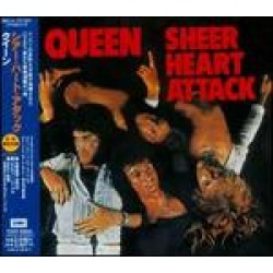 sheer heart attack found on Bargain Bro India from Alibris for $22.99