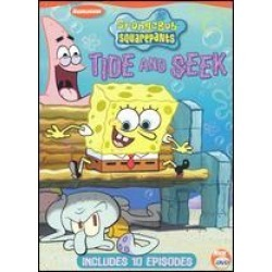 spongebob squarepants tide and seek
