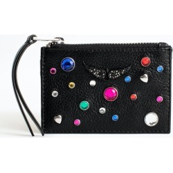 ZV Pass Heart Strass Card Case found on Bargain Bro UK from Zadig & Voltaire