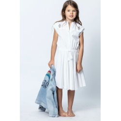 KIDS' RANILA DRESS found on Bargain Bro UK from Zadig & Voltaire