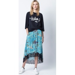 Kali Amour Jormi Sweatshirt found on MODAPINS from Zadig & Voltaire for USD $202.20