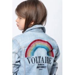 KIDS' ALEX JACKET found on Bargain Bro UK from Zadig & Voltaire