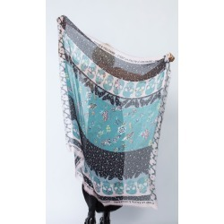 Kerry Multi Print Scarf found on Bargain Bro UK from Zadig & Voltaire