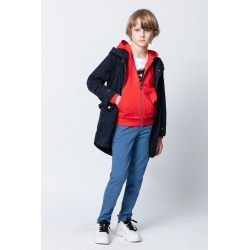 KIDS' CHARLIE PARKA found on Bargain Bro UK from Zadig & Voltaire