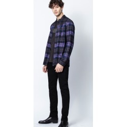 Torrol Check Shirt found on Bargain Bro UK from Zadig & Voltaire