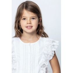 KIDS' GISELE BLOUSE found on Bargain Bro UK from Zadig & Voltaire