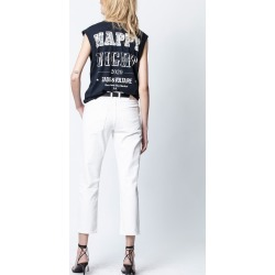 Adria Happy Night Tank Top found on Bargain Bro UK from Zadig & Voltaire