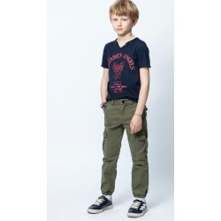 KIDS' BOXER T-SHIRT found on Bargain Bro UK from Zadig & Voltaire