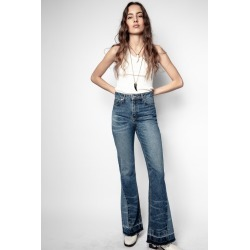 Jane B jeans found on Bargain Bro UK from Zadig & Voltaire