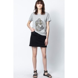 Aria Cannetille Brode T-Shirt found on Bargain Bro UK from Zadig & Voltaire
