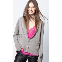 Hopy Cachemire Cardigan found on Bargain Bro UK from Zadig & Voltaire