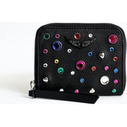 Mini ZV Heart Coin Purse found on Bargain Bro UK from Zadig & Voltaire