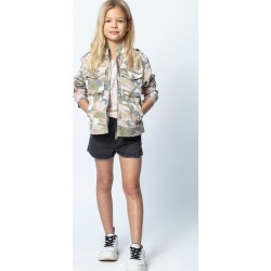 KIDS' CHARLOTTE JACKET found on Bargain Bro UK from Zadig & Voltaire